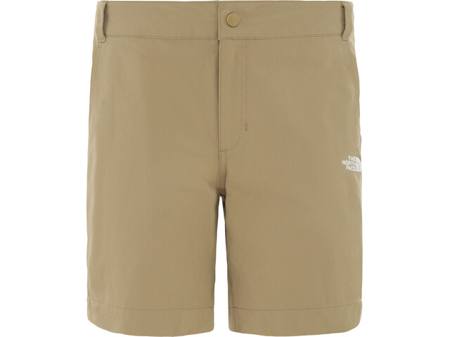 The North Face Exploration Shorts Kit, Regular Femme, kelp tan